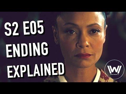 Westworld Season 2 Episode 5 Ending Explained