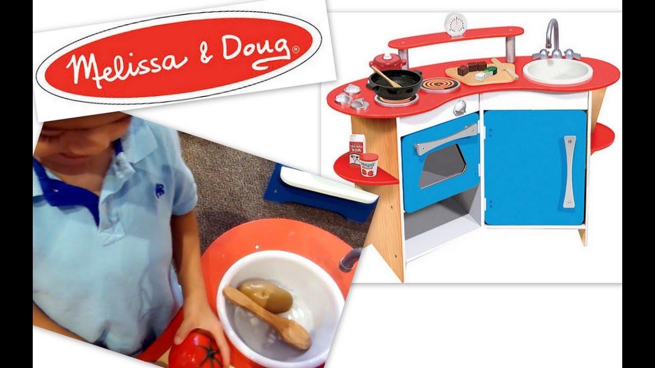 melissa and doug cooks corner