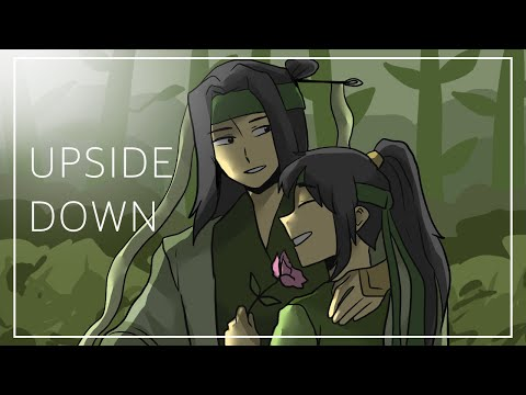 UPSIDE DOWN | Animation meme (Backstory)