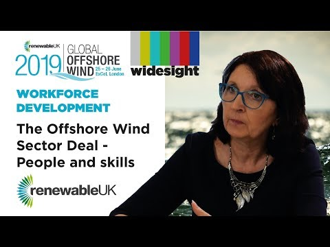 THE OFFSHORE WIND SECTOR DEAL - PEOPLE AND SKILLS