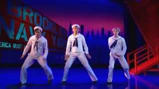 ON THE TOWN is Back on Broadway!