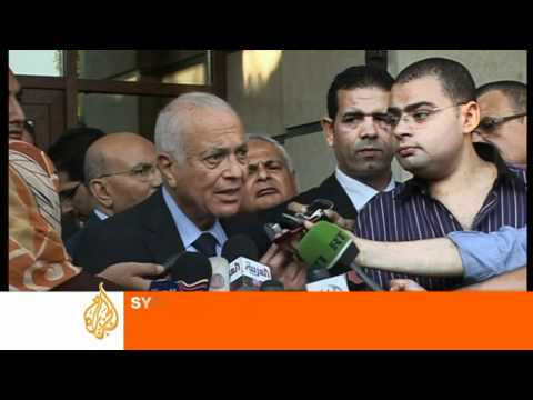 Arab League claims progress in talks with Assad