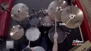 """Zildjian 18"""" S Family Medium Thin Crash"""