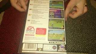 Nostalgamer Unboxes PGA Tour 97 On Sega Saturn UK PAL System Version