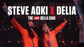 Steve Aoki & Delia | The Last Bella Ciao || Netflix
