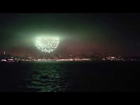san francisco 4th of july fireworks 2016