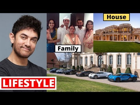 Aamir Khan Lifestyle 2020, Wife, Income, Son, House, Daughter, Cars, Family, Bio