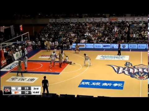 Byron Allen 201314 BJ League Highlights