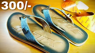 Sparx Slippers Unboxing Amazon || Sparx Slippers for men unboxing || Best Budget Slippers under 300