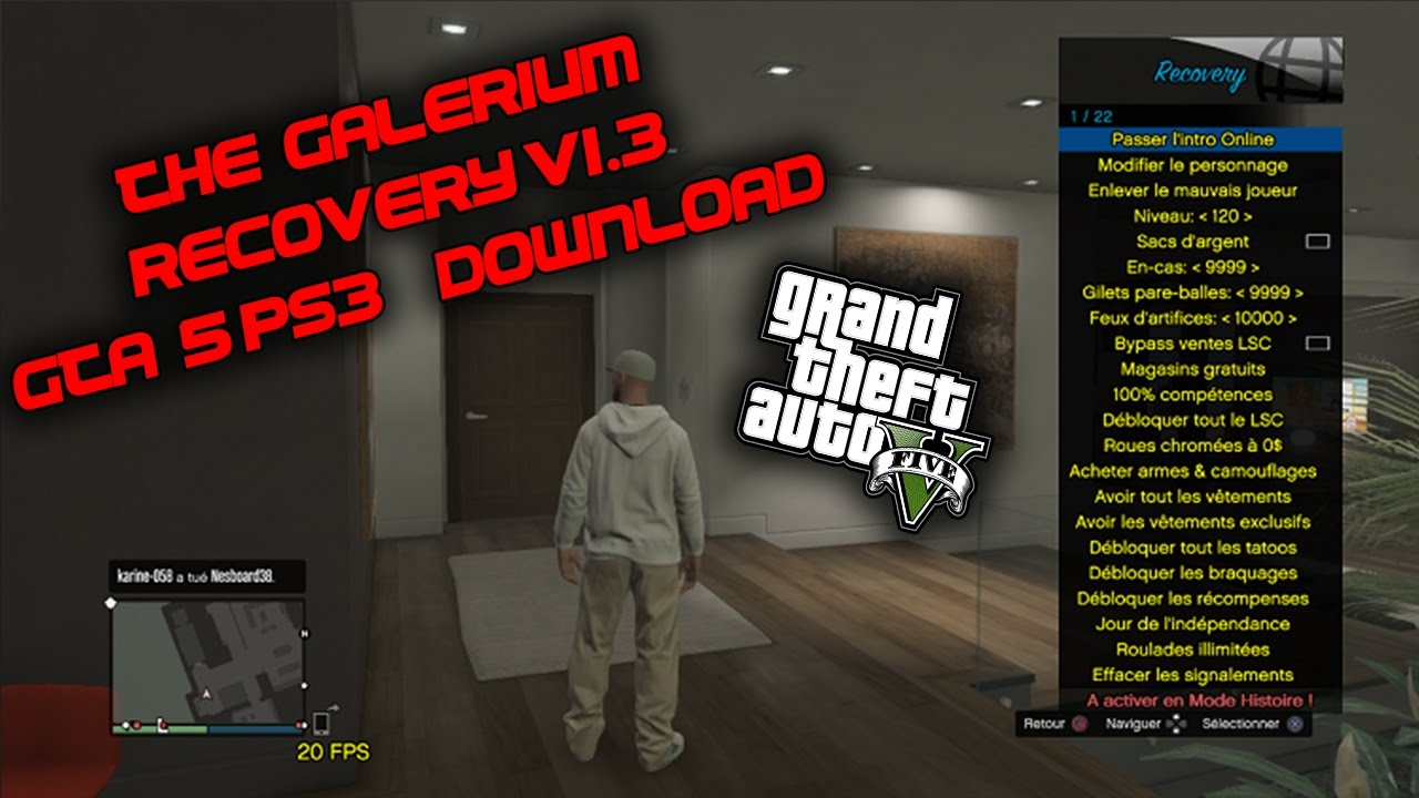 menu sprx 1.27 galerium v2.2 + recovery cex/dex