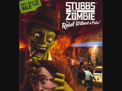 Stubbs the Zombie Cake - Strangers In The Night OST