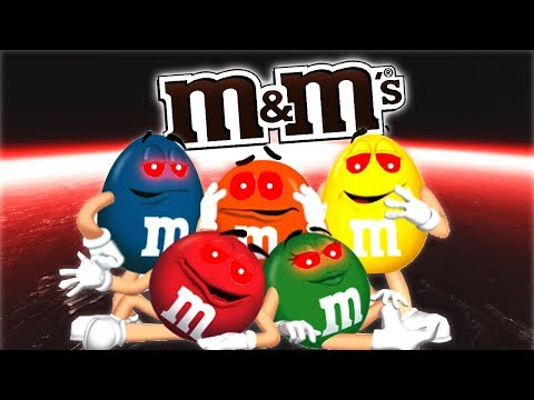 MINECRAFT | M&M'S .EXE CREATE THE M&M .EXE WORLD TO TAKE OVER THE LITTLE CLUB!!!