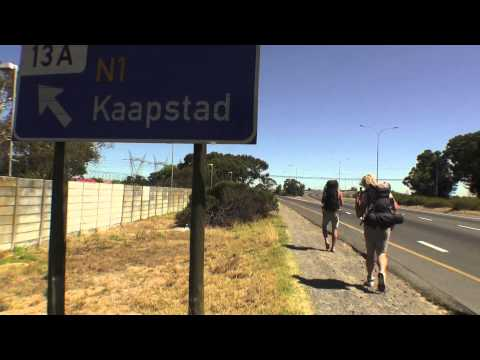 Arriving in Cape Town after hitchhiking 25.000 KM - Thumbs Up Africa #18