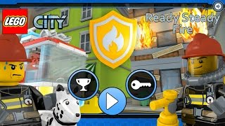 Lego City: Ready Steady Fire - Who Is Starting All These Fires? (Gameplay, Playthrough)