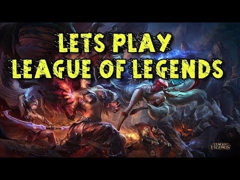 Let's Play League of Legends [Annie] #257 - Ziel: 15 Kills, gerne mehr