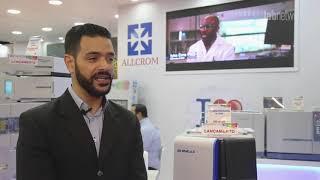 Allcrom comemorou seus 30 anos durante a Analitica Latin America