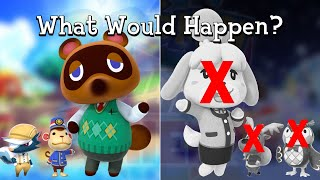 What If Animal Crossing New Horizons Got the Pokémon Sword and Shield Treatment?