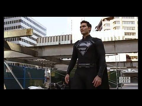 Black Superman Entry Scene - Elseworld Part 3 Supergirl s4 9