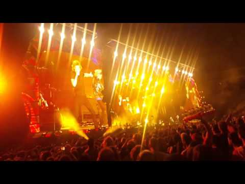 The Rolling Stones - Out of control (La Plata)
