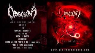 Obscura - Illegimitation, full album (HQ)