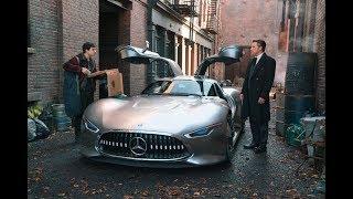 Лига Справедливости: Рекламный ролик Mercedes Benz AMG Vision Gran Turismo | Justice League