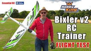 H-King Bixler v2 (1.1) EPO 1400mm Glider (PNF): ESSENTIAL RC FLIGHT TEST