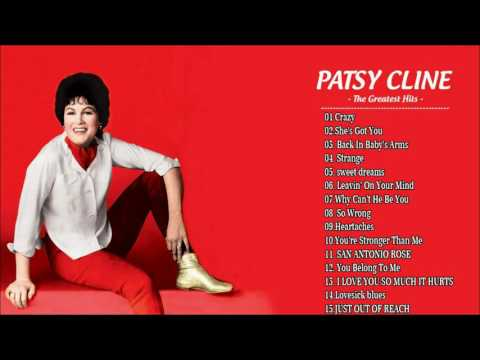 Patsy Cline Greatest Hits Collection || The Very Best of Patsy Cline