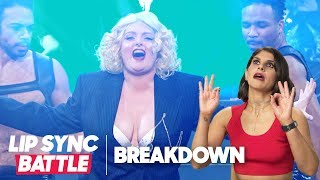 Ben Feldman vs. Lauren Ash | Lip Sync Battle Breakdown