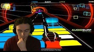 Audiosurf   Eminem Rap God & Fast Lane