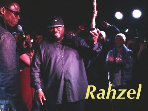 Rahzel Acceptance Speech 2017 Lifetime Achievement Awards