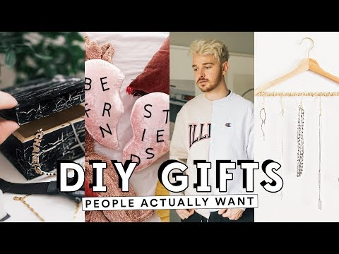 THE BEST DIY CHRISTMAS GIFTS People Actually Want // Lone Fox  🦊