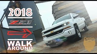 2018 Chevy Silverado 1500 LT Z71 In Depth walk-around - Okarche, Oklahoma