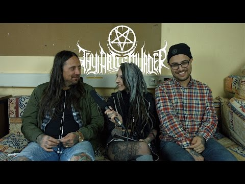 "INTERVIEW | 15 questions with ""THY ART IS MURDER"""