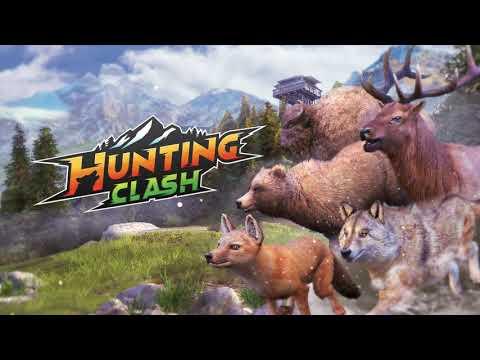 Hunting Clash: Jagdspiel