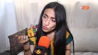 le360 ma hindi zahra au festival gnaoua