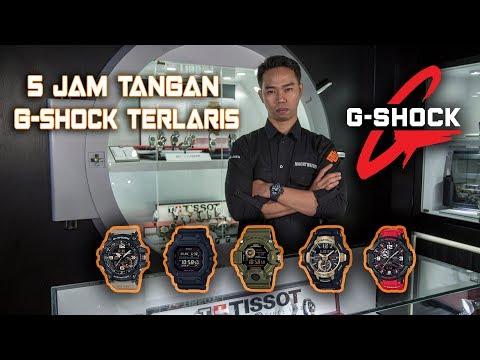 5 Jam Tangan Casio G-Shock Best Seller