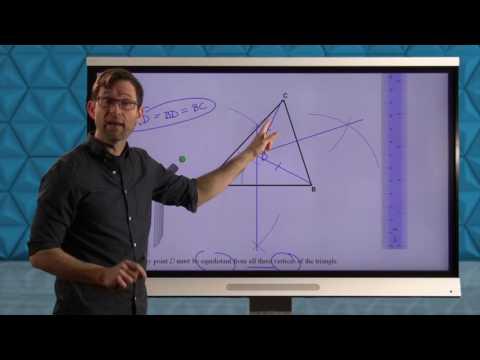 Common Core Geometry.Unit #4.Lesson #4.The Circumscribed Circle
