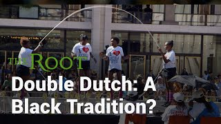 Double Dutch: A Black Tradition?