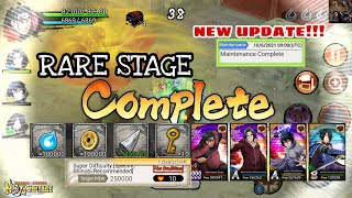 NEW UPDATE  COMPLETE RARE STAGE SUPER DIFFICULTY ROUNDUP MISSION  NXB NV HajiNxB