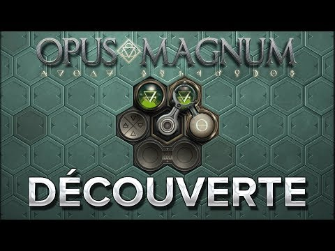 Opus Magnum #1 : Découverte