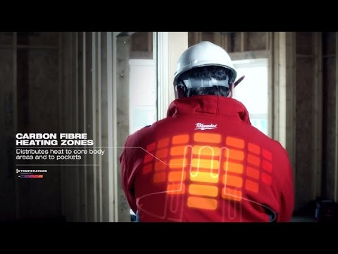 Milwaukee Powertools Next Generation Of Heated Jackets