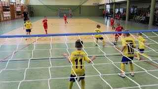 Piłkarskie granie w Rzekuniu