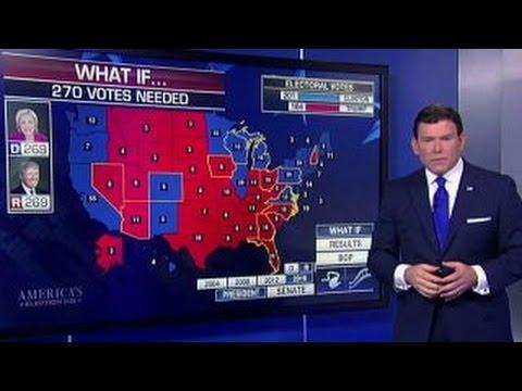 Fox News poll: Clinton