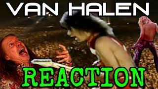 Vocal Coach Reacts To Van Halen Live - You Really Got Me - Ken Tamplin