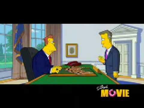 Schwarzenegger Simpsons Clip Youtube
