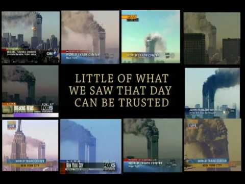 9/11 Fake TV - CBS - The Altered Archive