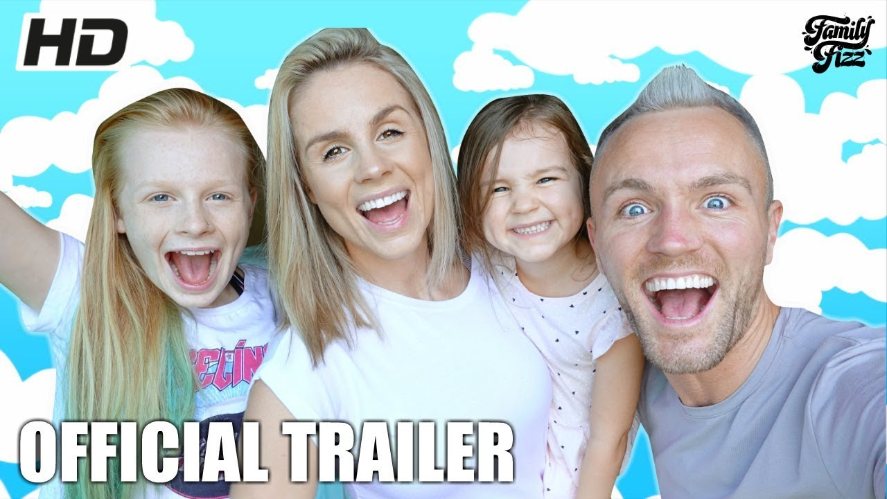 who-is-family-fizz-official-channel-trailer