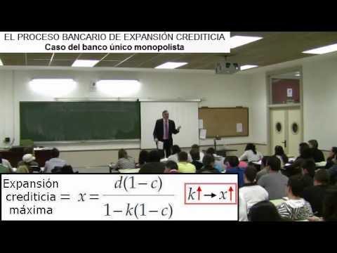 El dinero y su demanda, la oferta monetaria y el banco central de YouTube · Duración:  3 minutos 55 segundos