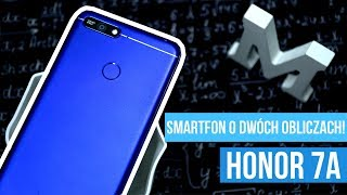 Honor 7A Recenzja  - Uważaj! Smartfon o DWÓCH obliczach / Mobileo [PL]
