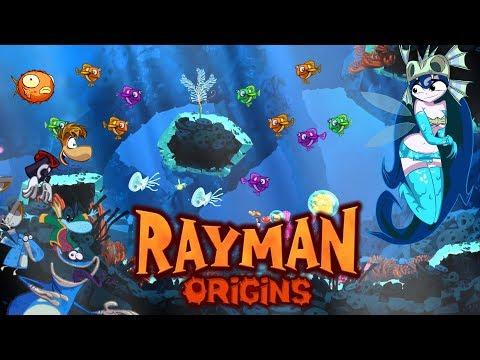 [TAS] Rayman Origins (Wii) - Speedrun (World 4)
